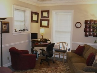 Dr. Elizabeth Slayden's office